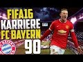 CL FINALE / EMOTIONEN PUR !! | Lets Play FIFA 16 Karrieremodus (Fc Bayern München) #90