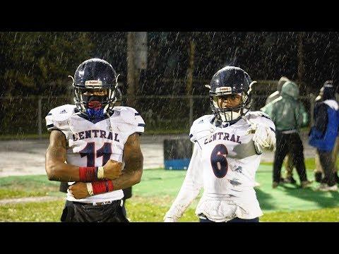 Detroit Central vs Clintondale | MHSAA Playoffs  | We Ready HypeMix  | 10.28.17