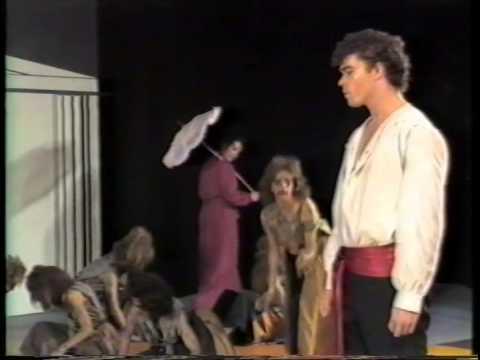 Aeschylus' 'Eumenides' (1985 Production)