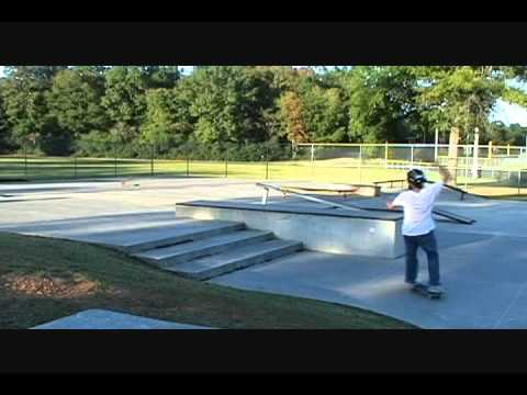 I Love Skateboarding.