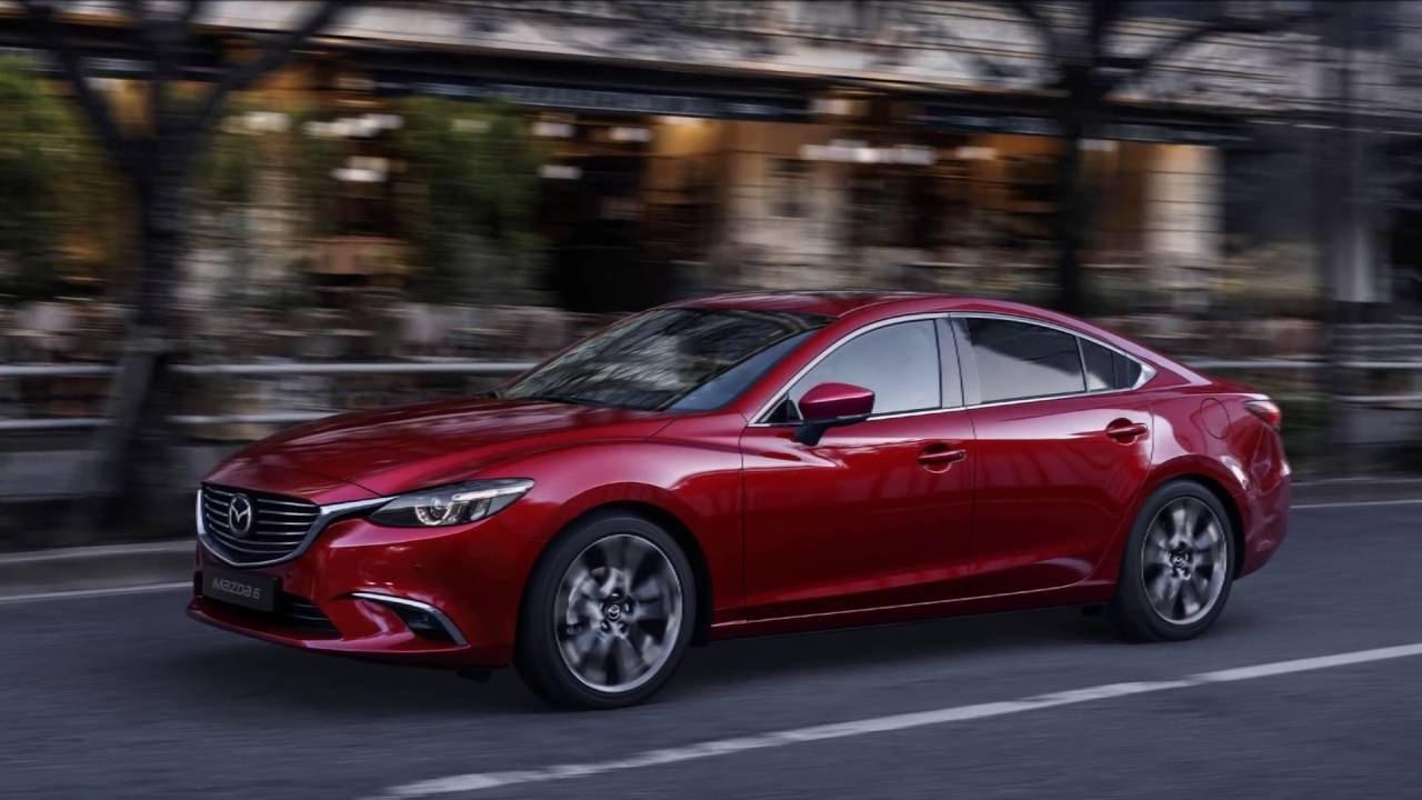 2017 Mazda 6 Youtube