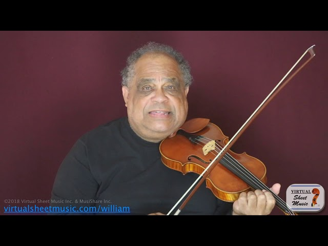 Where to point your fingernails on the violin? - Violin Lesson