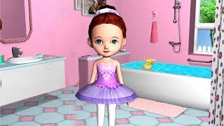 Fun Ava the 3D Doll Care Game - Play, Feed, Dance Gameplay For Girls