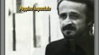Peppino Impastato - 100 passi - modena city rambers - Regia di Gaspare Aglieco.wmv