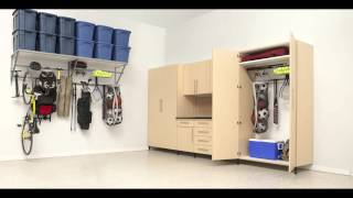 Monkey Bars Garage Storage Solutions - Wickedworkshops.ca