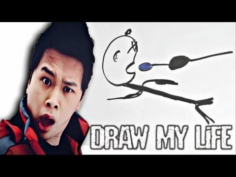 Draw My Life | DavidParody