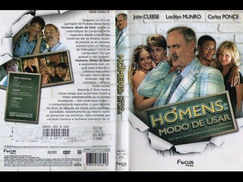 Trailer do filme Homens: Modo de Usar