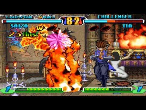 Breakers Revenge - Pele diadema (Brazil) vs Cyber Yagami (Brazil)