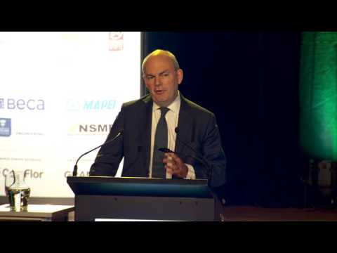 2017 NZSEE Conf. - Plenary 1 Kaikoura Earthquake Government View