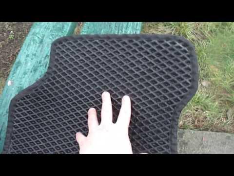 Geely Ck обзор авто ковриков EVA с тестом