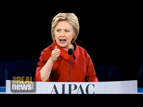 At AIPAC, Hillary Vows to Uphold Israel's Military Dominance