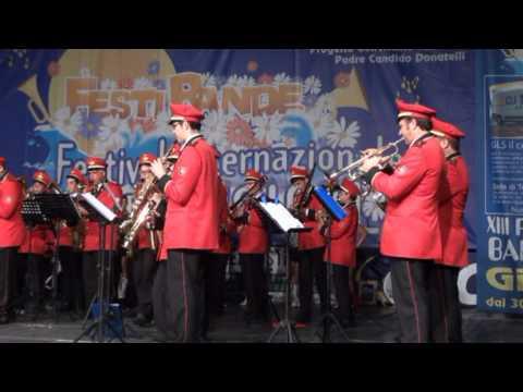Corpo Bandistico Città di Ia - XIII Festival Interonale Bande Musicali -