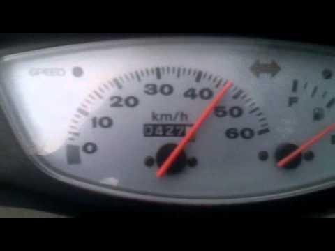 Масло на Honda dio AF34