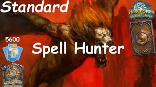 Hearthstone: Spell Hunter Post-Nerf #9: Witchwood (Bosque das Bruxas) - Standard Constructed