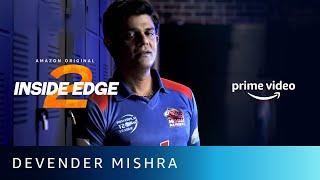 Senior Hain Tumhaare - Devender Mishra   Inside Edge Season 2   Amazon Prime Video