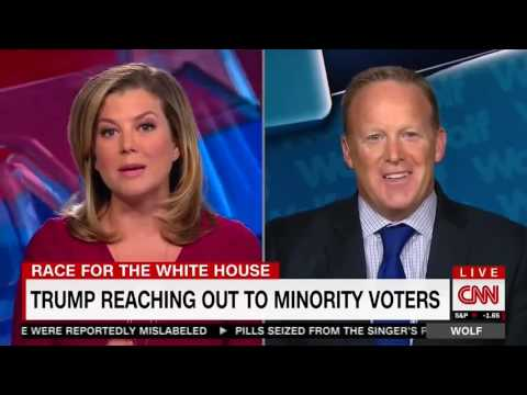 CNN's Brianna Keilar Crushes RNC Strategist on Trump's Outreach to Black Voters