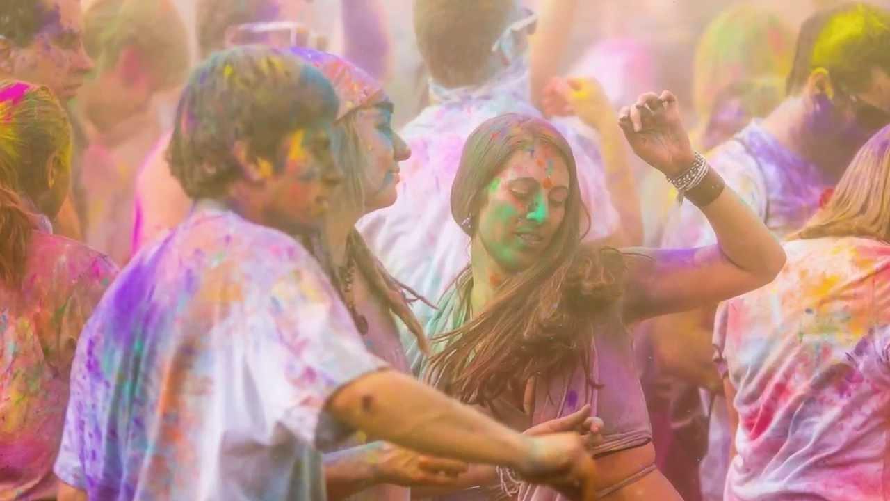 Holi - Festival of Colours - India - World Religious Festivals ...