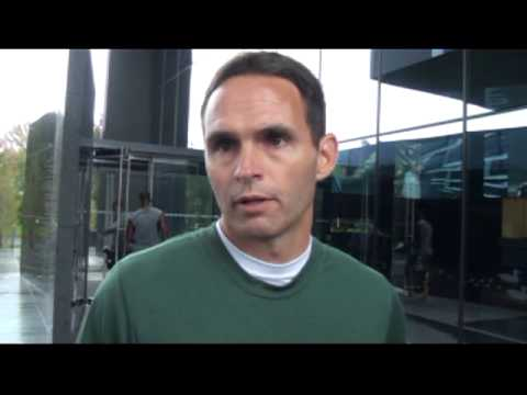 Matt Lubick Talks Oregon Receivers