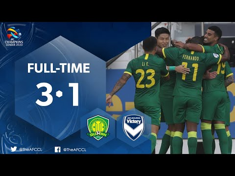Beijing Guoan Melbourne Victory Goals And Highlights