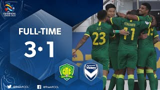 #ACL2020 : BEIJING FC (CHN) 3 -1 MELBOURNE VICTORY (AUS) : Highlights