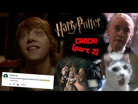 Harry Potter CRACK! (the second one... still clean) | BProductions