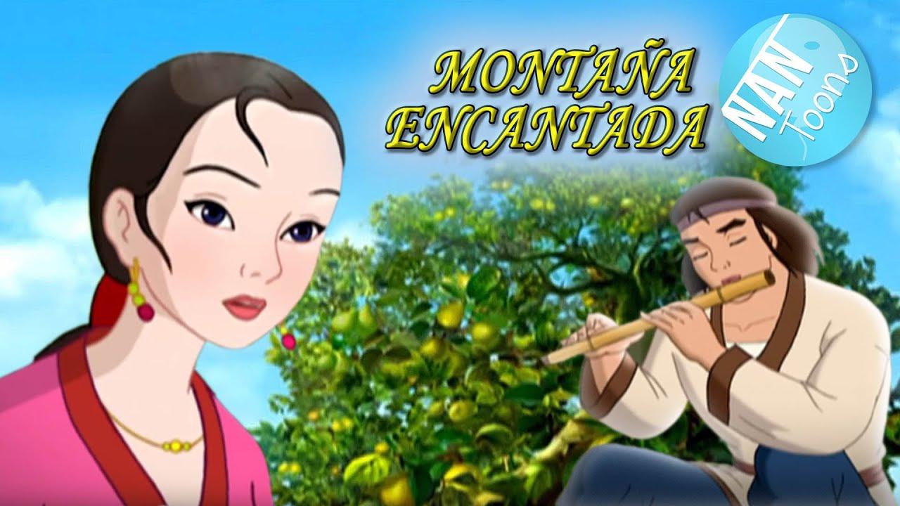 Ver MONTAÑA ENCANTADA | pelicula completa en español | dibujos animados para niños | cuentos infantiles en Español