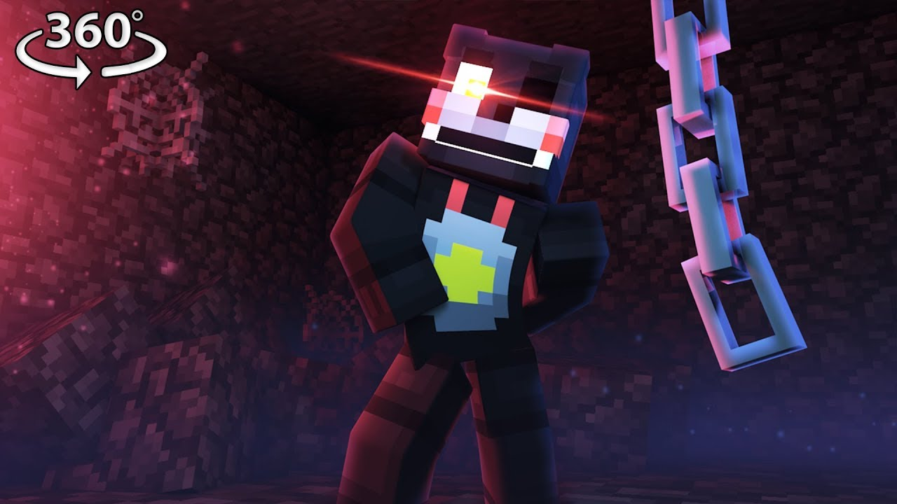 FNAF 6 Pizzeria Simulator LEFTY VISION Minecraft 360 Roleplay Video YouTube