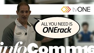 How to Mount Randomly Sized AV Devices with the Awesome ONErack
