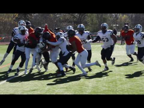 NAIA Playoffs Round 1-Baker University vs Sterling College