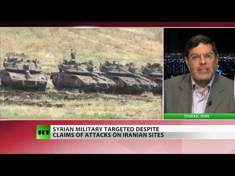 Full Interview: Israelis help Al Qaeda and tolerate ISIS says Tehran professor