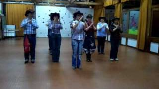 RAINY NIGHT country line dance