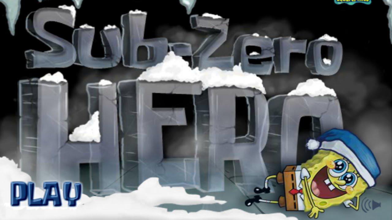 Губка Боб - Ледяной герой