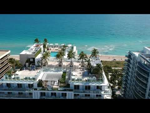 Miami, Florida, USA, Grand Beach Hotel Surfside