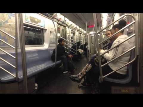 IRT Subway Ride: R142A (6) Train From 125th Street to Parkchester East 177th Street