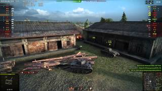 Pz II G gameplay - Ace Tanker - World of Tanks - 9.9 XVM mod pack