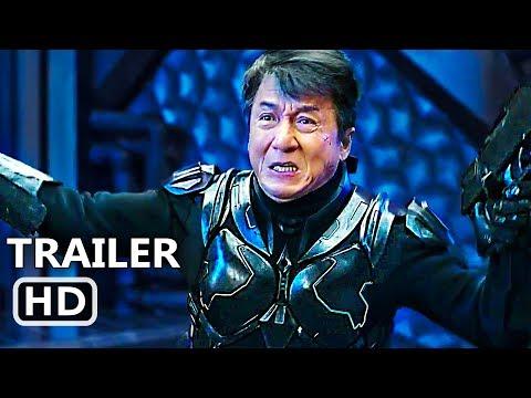 BLEEDING STEEL Official Trailer (2018) Jackie Chan Sci-Fi Movie HD