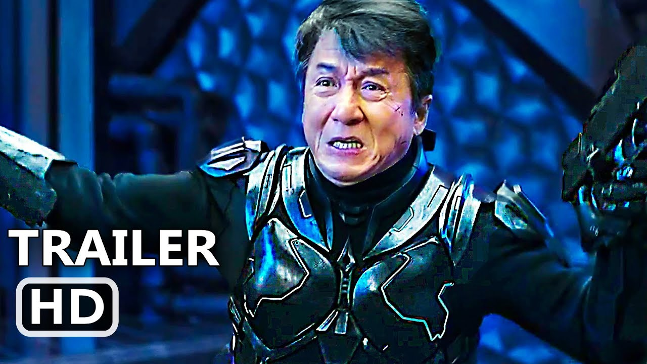 BLEEDING STEEL Official Trailer (2018) Jackie Chan Sci-Fi ...