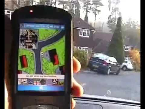GPS Software For Pocket PC