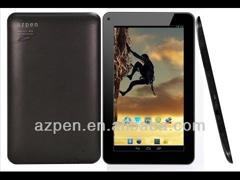 "AZPEN INNOVATION A727 7"" Tablet review"