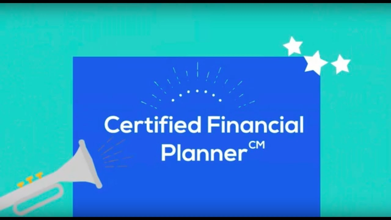 Cfp Certification In Mind Why Choose Certified Financial Planner