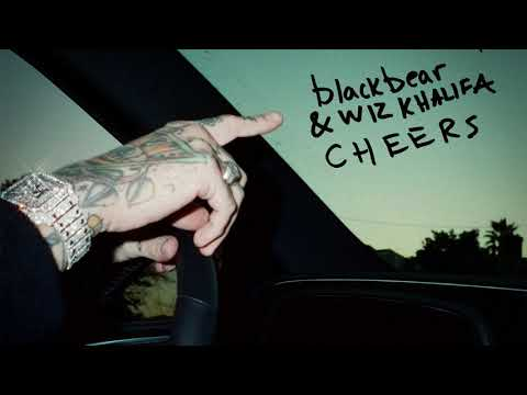 Blackbear & Wiz Khalifa - CHEERS [Audio]