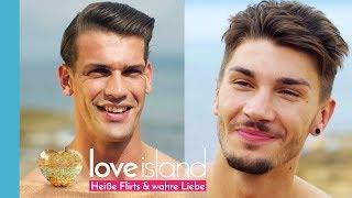 Julia und Natascha lernen die neuen Islander kennen  Love Island - Staffel 2