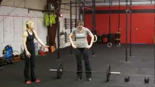 CrossFit Cluster (Barbell & Dumbbell) - Northstate CrossFit