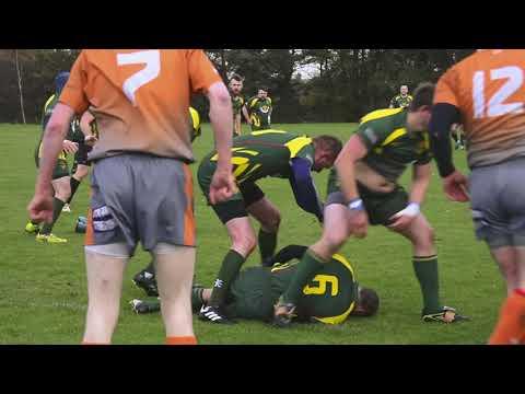 *Highlights* Arbroath vs Rosyth (H) 27/10/18
