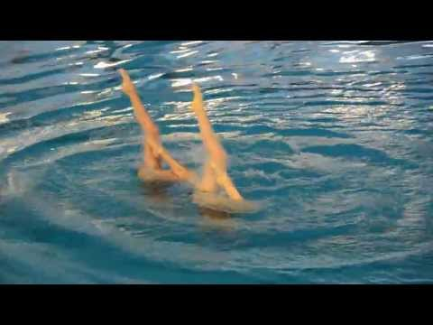 Mediterranean Synchronized Swimming Cup - COMEN Cup - Comen 2013 - Russia - Duet Free