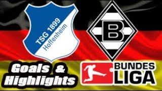 Hoffenheim vs Borussia Mönchengladbach - 2018-19 Bundesliga Highlights #15