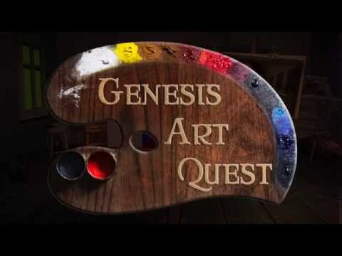 GAQ Trailer 1 Year of Art Lessons -20 Hrs of Video Lessons on 5 DVD's!
