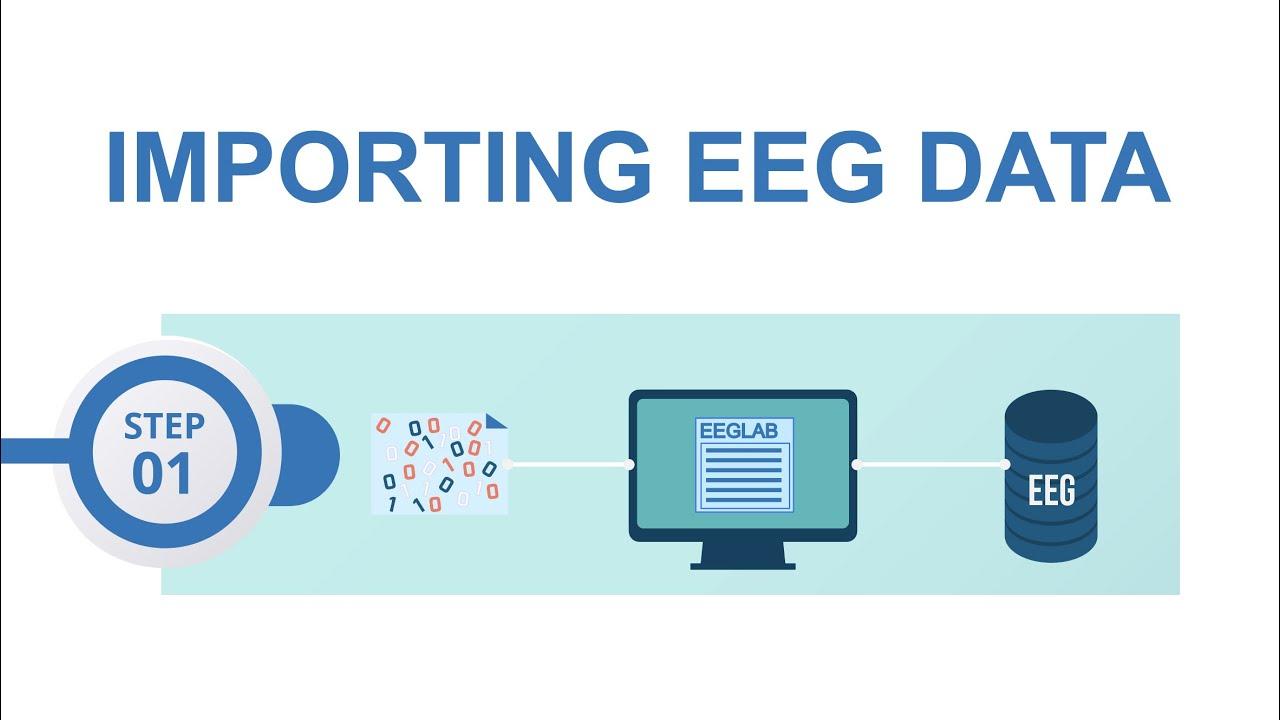 EEGLAB preprocessing part 1: Importing raw data