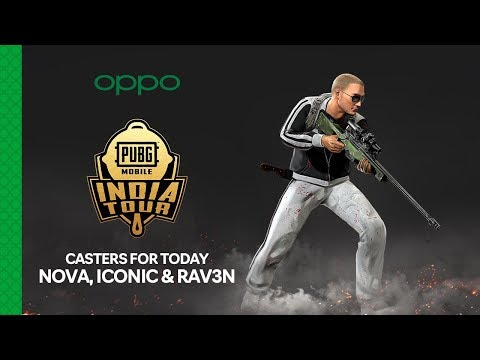 OPPO X PUBG MOBILE India Tour | Group B- Online Playoffs