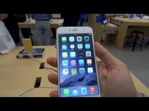 iPhone 6 / 6 Plus ve Renkleri İncelemesi - Apple Store Zorlu Center Macerası